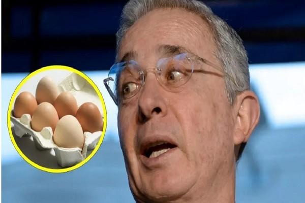 No quería equivocarse y exageró en el precio del huevo
