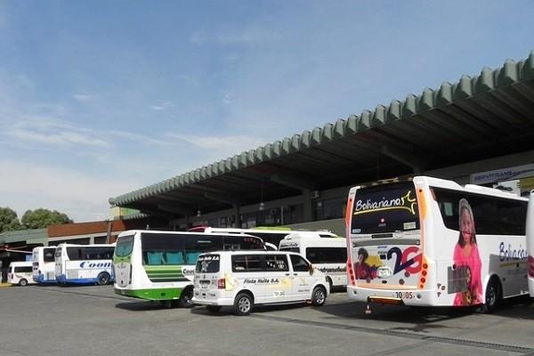 Empresas de transporte en la Terminal de Neiva han sido afectadas por cuenta del Paro Nacional