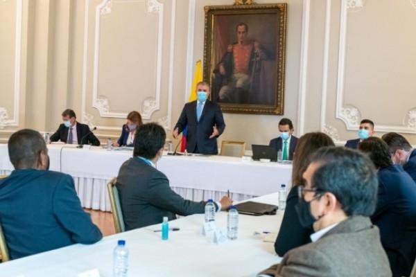 Gobierno y Comité del Paro avanzaron en preacuerdo