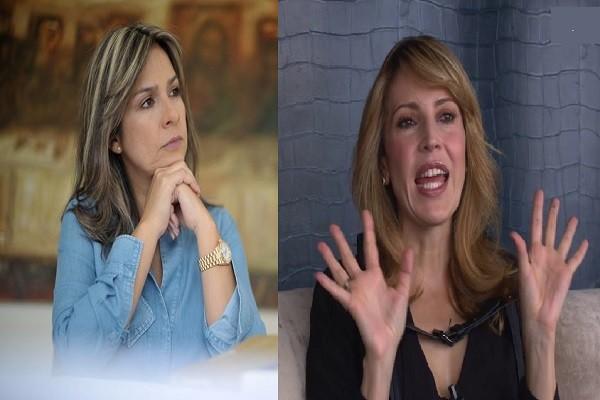 Vicky Dávila sale en defensa de Alejandra Azcárate