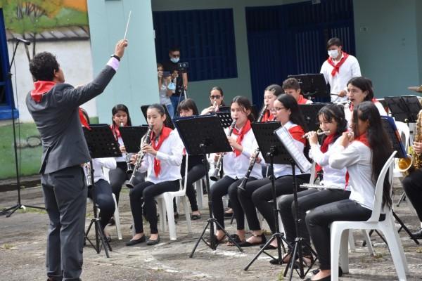 Rajaleñas y bandas musicales, Tradición del Huila