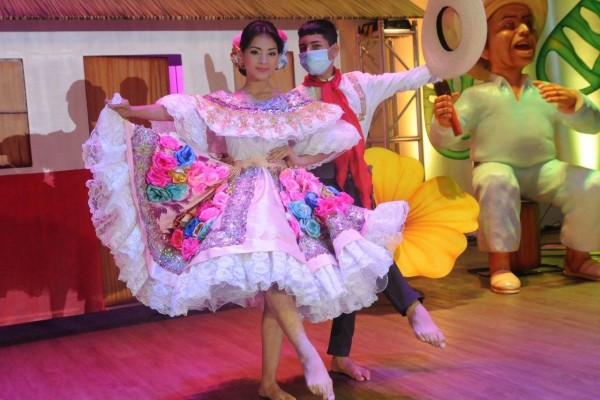 Huila disfrutó de las nuevas generaciones del Sanjuanero