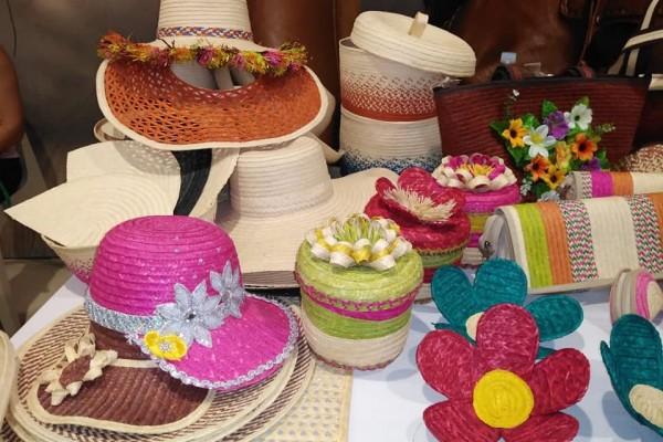 Artesanos opitas ofrecen sus productos en Feria Virtual