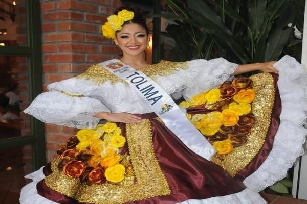 Señorita Tolima nueva Embajadora Nacional del Sanjuanero Huilense