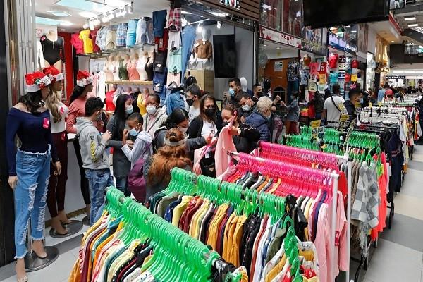 El 59% de los comerciantes encuestados aumentó sus ventas en junio, según Fenalco