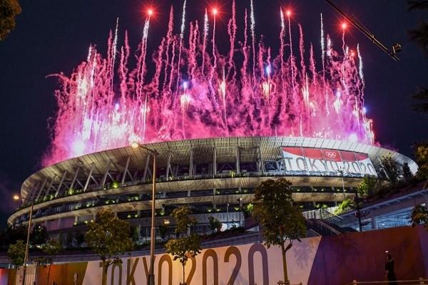 Iniciaron los Juegos Olímpicos Tokio 2020