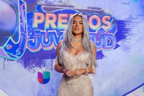 Karol G protagonista de los Premios Juventud