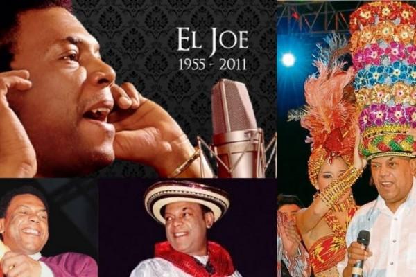 Una década sin el cantante y compositor colombiano Joe Arroyo