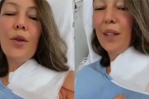 La actriz, Natalia Durán continúa en su proceso de recuperación