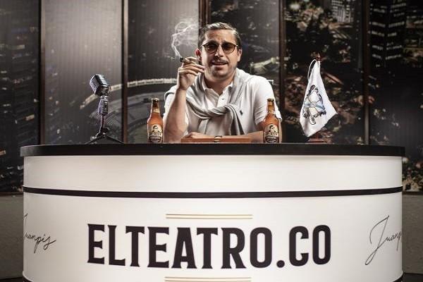 Alejandro Riaño abre hoy su teatro en el Centro Comercial Santafé