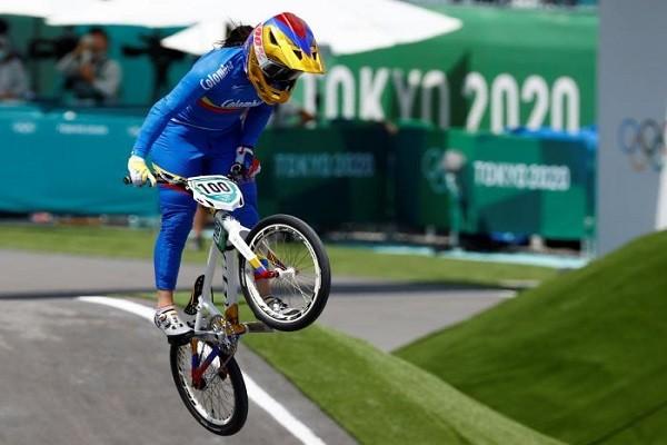 Selección Colombia de BMX, liderada por Mariana Pajón en el Mundial