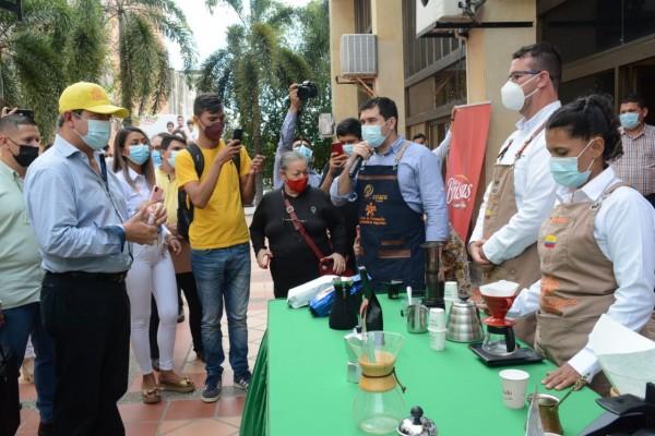 Feria Internacional de Café y Cacao en el Huila generará 200 empleos