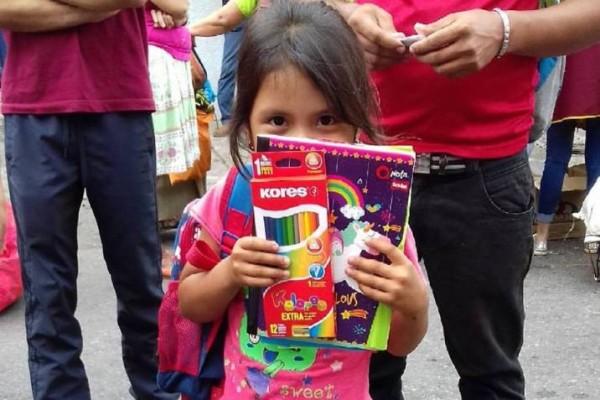 Concejo aprobó proyecto que garantizará útiles escolares gratuitos a niños vulnerables