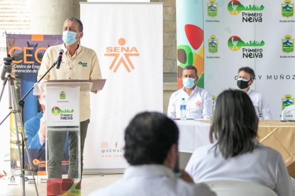 Hasta 80 millones de pesos financiará la Alcaldía de Neiva a nuevos proyectos de emprendimiento