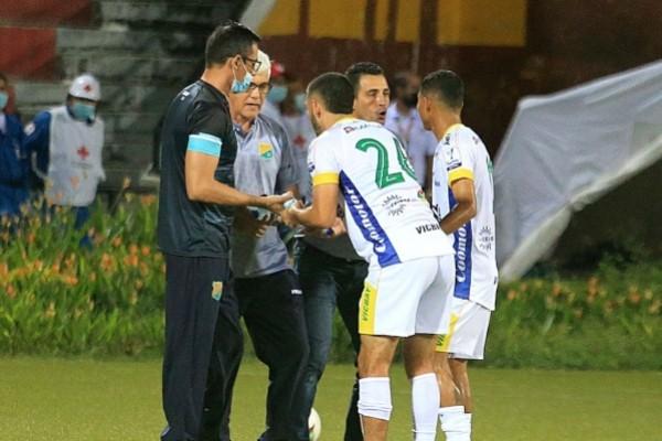 Alberto Rujana habló del rendimiento del equipo