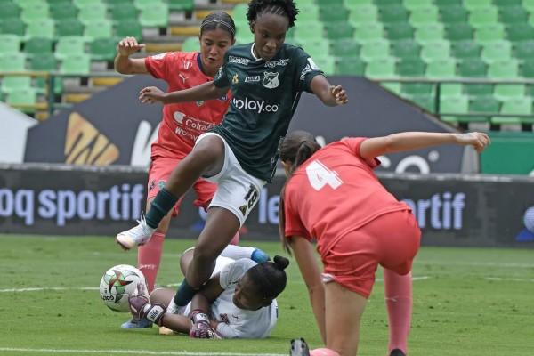 Listos los semifinalistas de la Liga Femenina BetPlay Dimayor