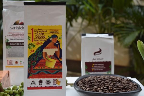 Arranca en el Huila la Feria Internacional de Café, Cacao y Agroturismo