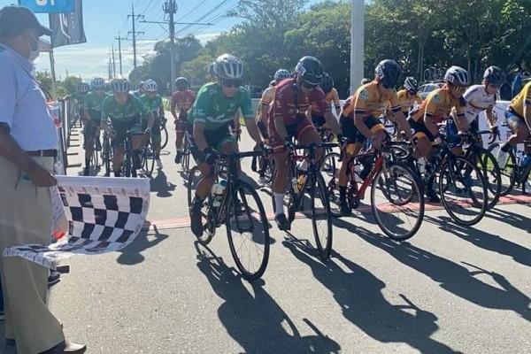 Se corrió la primera etapa de la Vuelta al Sur