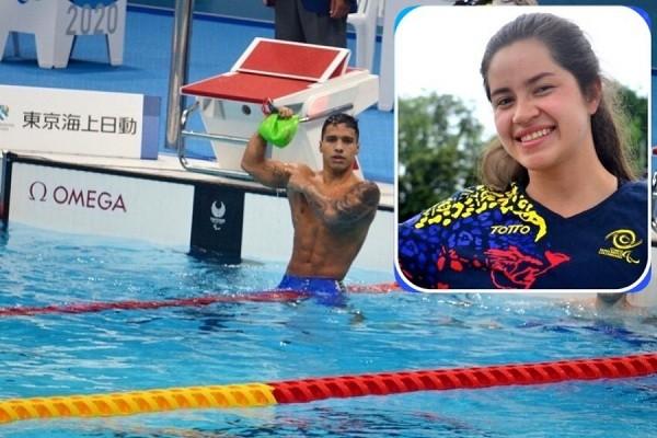Siguen las medallas Paralímpicas para Colombia