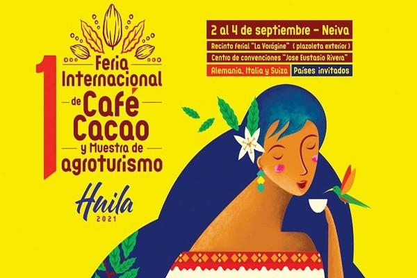 Balance positivo en la primera jornada de Feria Internacional del Café, Cacao y Agroturismo