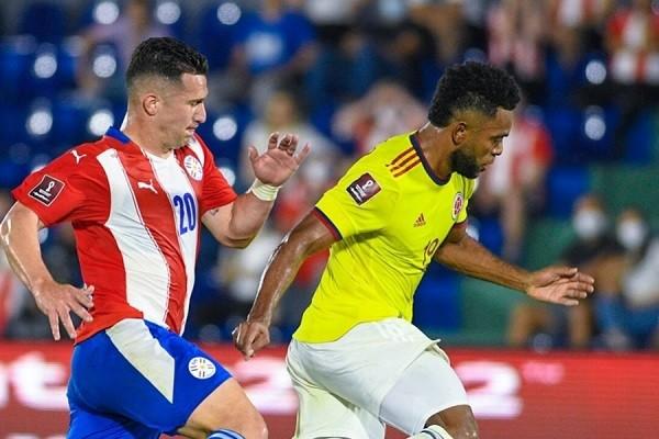 Nada que gana, Colombia empató ante Paraguay