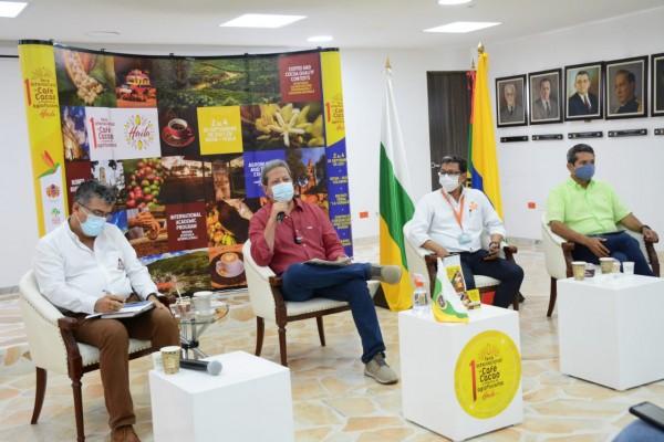 Positivo balance de la Feria Internacional de Café, Cacao, y Muestra Agroturística