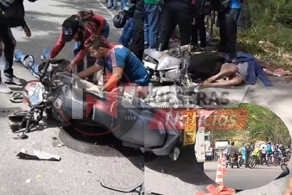Trágico accidente en el municipio de Campoalegre