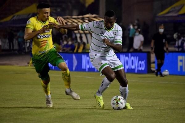 Atlético Huila hundido en la tabla del descenso