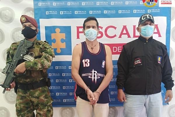 Por explotar sexualmente a un menor en Baraya fue capturado un hombre