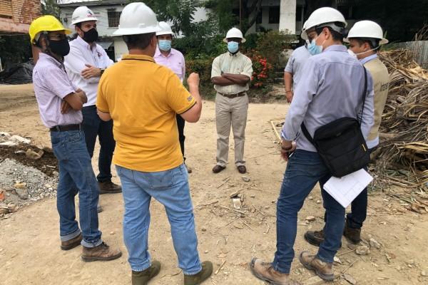 Mejoramiento a 8 sedes educativas rurales de Neiva