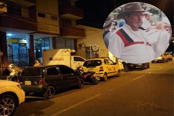 Investigan muerte de reconocido abogado en Neiva