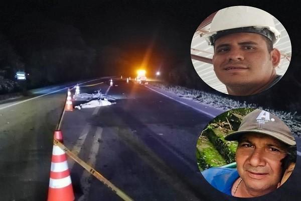 Identifican a las víctimas mortales del accidente en El Juncal
