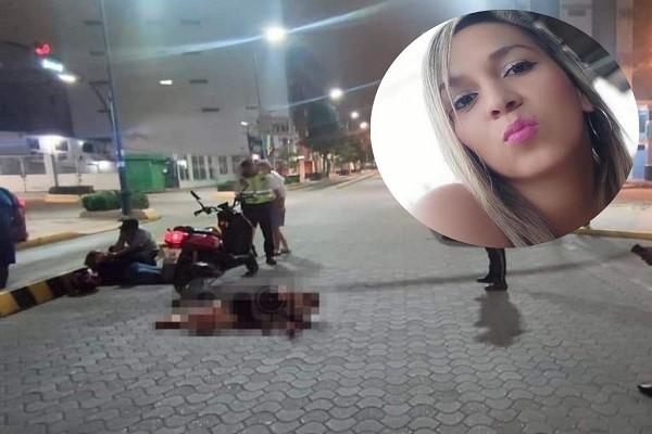 Neivana falleció en trágico accidente en Ecuador