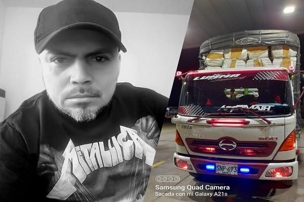 Transportador laboyano fue asesinado