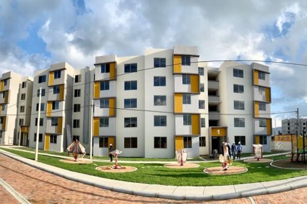 300 familias laboyanas tendrán vivienda propia