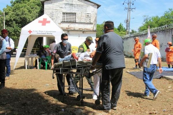 Neiva se alista para Simulacro Nacional de Emergencias