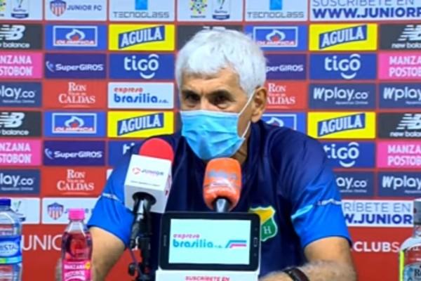 """""""Las llegadas de gol fueron puras llegadas de errores garrafales que tuvimos"""": Alberto Rujana"""