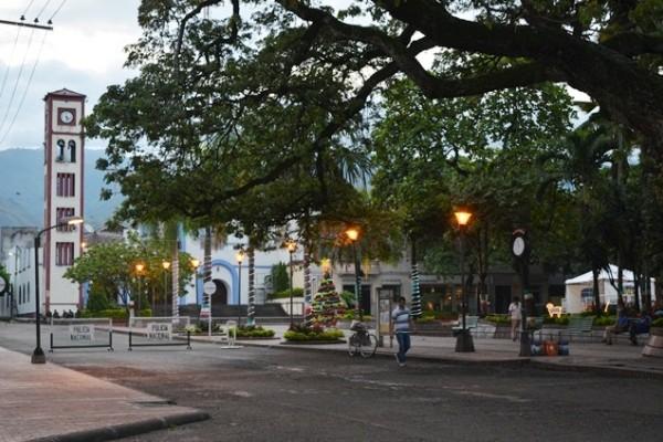 Feria de emprendimientos en Campoalegre