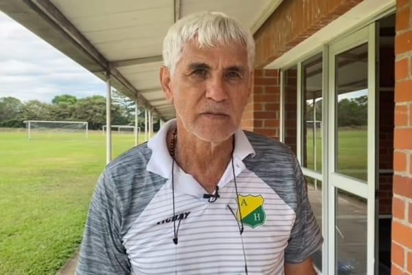 Alberto Rujana de la difícil situación del Atlético Huila