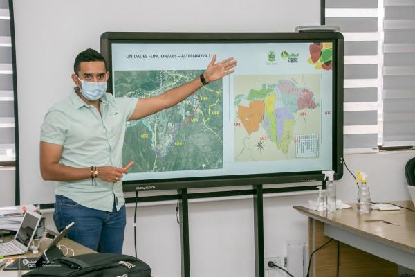 Neiva se conectará con el sur del país