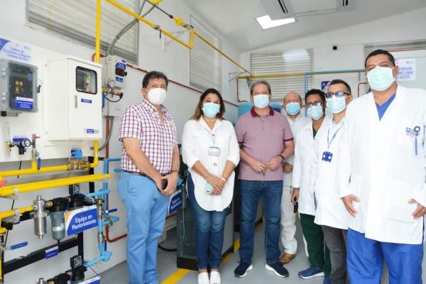 Millonaria inversión en el Hospital Universitario