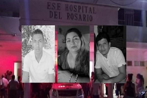 Buscan a 'La Rata' por masacre en Campoalegre