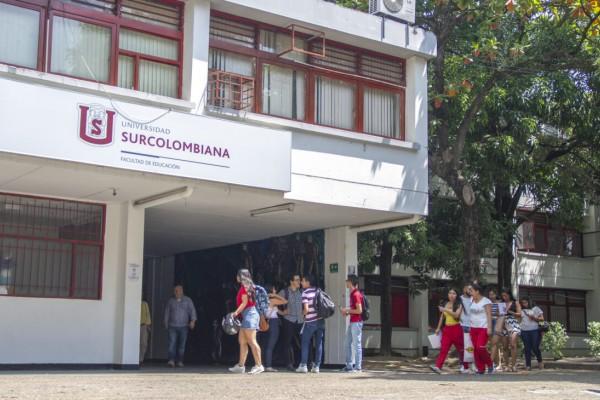 La Usco tiene más de 400 plazas para docentes