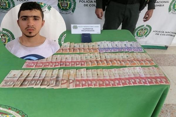 Capturado presunto atracador en Las Palmas