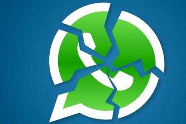 Caída mundial del Whatsapp