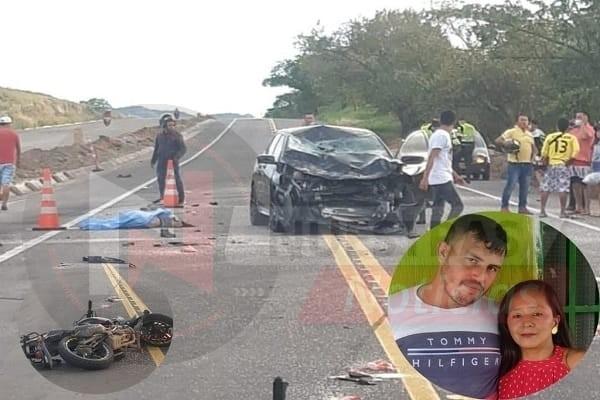 Trágico accidente en la vía Neiva - Aipe