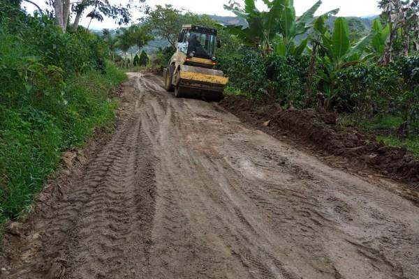 Más de 40 kilómetros de vías rurales mejoradas