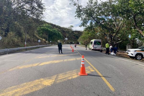 Policía busca reducir accidentalidad en las vías del Huila