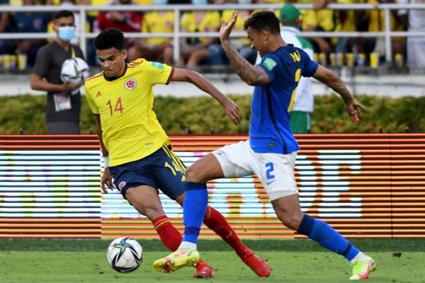 Poco fútbol y nuevo empate para Colombia