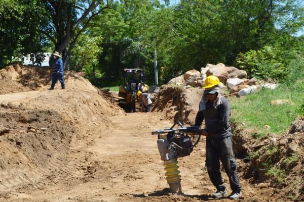 Optimización de alcantarillado para dos barrios en Neiva